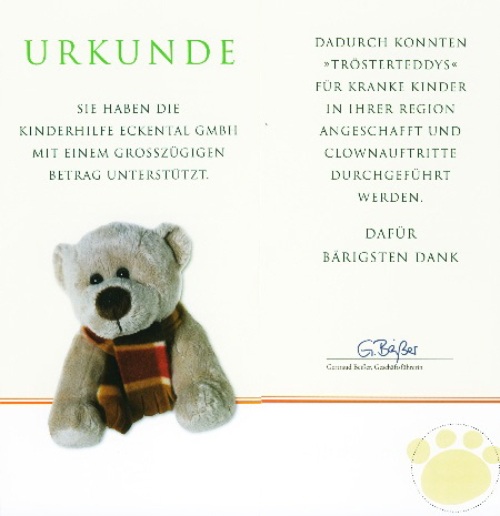 Kinderhilfe-Eckental